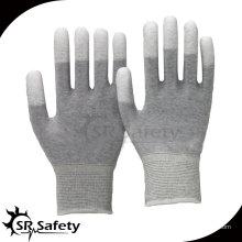 SRSAFETY 13G PU с покрытием Перчатки для перчаток / Электронные защитные рабочие перчатки / Перчатки с защитным покрытием PU / Перчатки ESD
