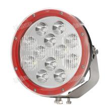 LED de CREE de alta potência 220mm 120W fora da luz da estrada