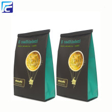 Custom design resealable food grade coffee powder bag