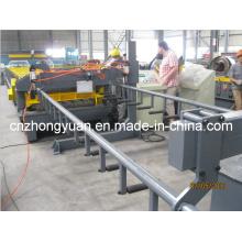 Machine de formage de rouleau de plancher autoportante galvanisée
