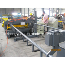 Galvanized Self Lock Floor Decking Roll Forming Machine
