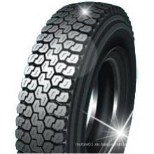 Annale LKW-Reifen 10.00r20 mit DOT-Zertifizierungsmuster 302