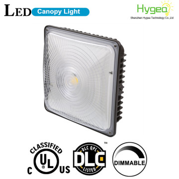 70W 5000K LED Canopy Light Fixture