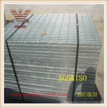 Rejilla de acero galvanizado de excelente calidad