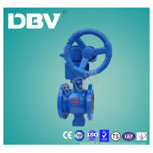 Worm Gear Box Wcb Corps V Type Ball Valve