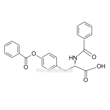 CAS 14325-35-0, N,O-dibenzoyl-L-tyrosine For Making TiropraMide