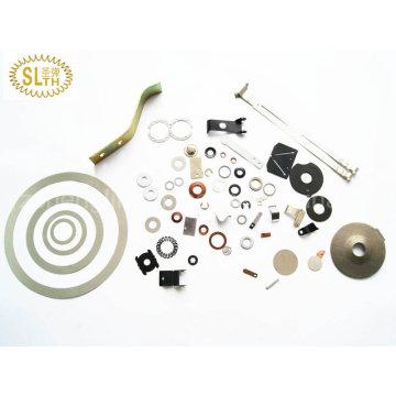 Slth piezas de estampación con diferentes tratamientos de superficie