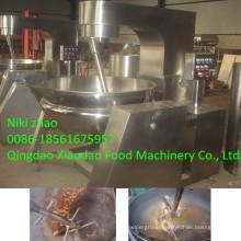Cooker for Sugar/Paste/Juice/Sugar Mixing Machine