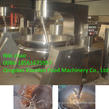 Cooker for Sugar / Paste / Juice / Sugar Mixing Machine