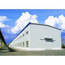 Cadre en acier galvanisé par métal de haute qualité pour l'atelier de structure en acier