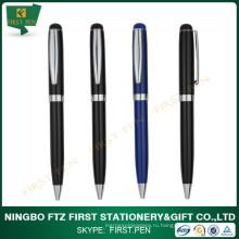 Классическая металлическая латунная шариковая ручка