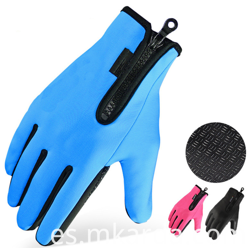 Warm Scooter Gloves