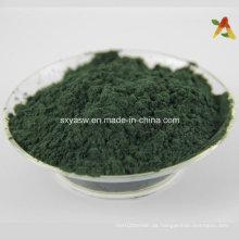Natürliches hochwertiges Spirulina-Pulver