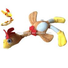 Flying Chicken, Plush Slingshot Flying Animal com gritos