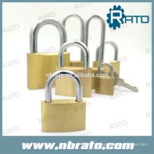 Cilindro de llave principal de 40 MM Cerradura de latón de alta seguridad