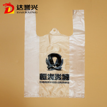 High Density Poly Tote Bag with Handle