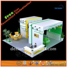New hot sale product with high quality modular modern acrylic jewelry exhibition stand