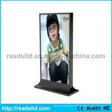 Fashion Scrolling Picture Changing LED Light Box