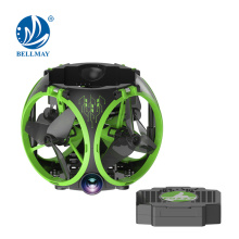 Mini WiFi FPV Flying Ball Drone With Altitude Hold Foldable Drone RC Quadcopter