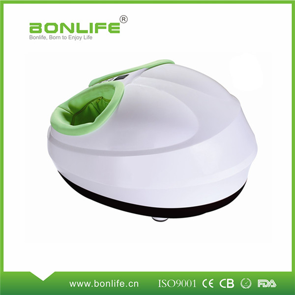 Home-use Vibration Airbag Heating Foot Massager