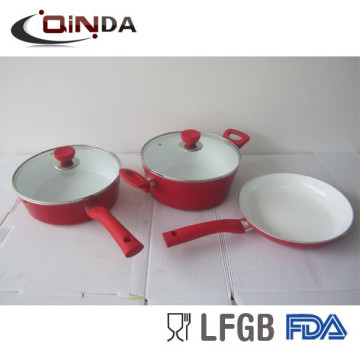 ceramic forged aluminum kitchen accessories with ild