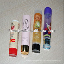 Emballage cosmétique PE tube