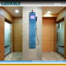 Temper Glass&Stainless Steel&Steam Shower Column (GT-AS001)