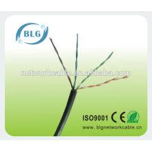 Guang Dong cables de red de cobre desnudo CAT5e utp pasan CE ROHS ISO9001