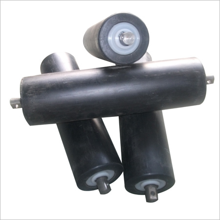 Conveyor HDPE Idler Roller Spare Parts