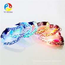 China high quality creative red led collars