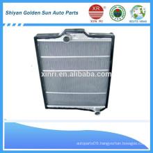 Dongfeng Z24 custom aluminum radiator