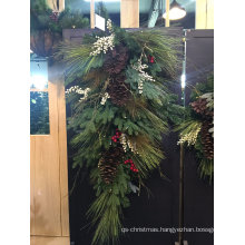 Pre-Deco Christmas Teardrop with LED Lighting (full range)