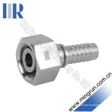 Bsp Female Multiseal Zinc Plated Hydraulic Hose Fitting (22111T)