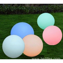 Outdoor Flashing LED light ball