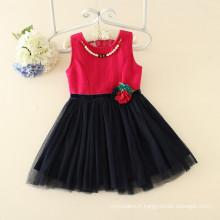 Hiver bébé vêtements rouge en gros vêtements d'hiver coton en laine automne pour enfants fête de noël eve vêtements vente chaude