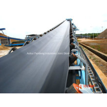 Coal Mining Using Flame-Resistant PVC Conveyor Belt