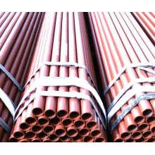 Tube d'échafaudage en acier de tuyau de construction