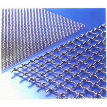 Crimped Wire Mesh/Iron Crimped Mesh