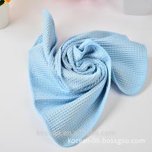 Hottest Lattice Microfiber Waffle Kitchen Towel /Tea Towel Fabric