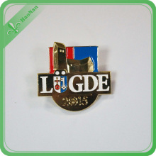 Alibaba Gold Supplier Cheap Price Workable Quality Metal Badge