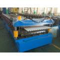 YTSING-YD-0955 Toiture Aluminium Métal Laminé à Froid Machine à Double Couche