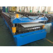 YTSING-YD-0955 Telhas de alumínio Metal laminação a frio máquina de camada dupla