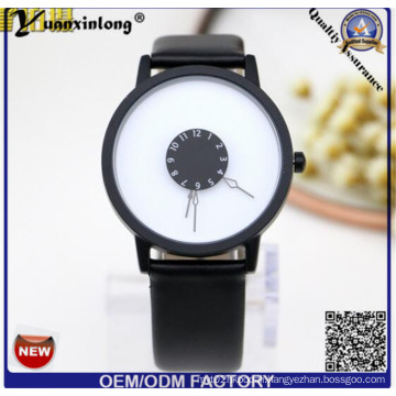 Yxl-722 New Arrival High Quality PU Leather Band Paidu Watch for Men