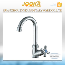 Deck mounted high quality ABS plastic kitchen faucet