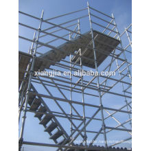 Q345 hot dipped galvanized kwikscaf scaffording manufacturer