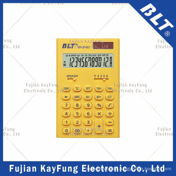 10/12 Digits Tax Function Calculator for Home and Promotion (BT-2102T)