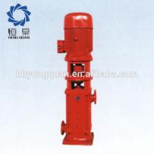 Центробежный вертикальный многоступенчатый дизельный двигатель XBD-L для пожарного насоса