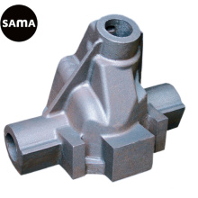 Sand Casting for Engineering Part with Ductile Iron, Gray Iron