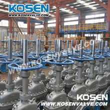 Cast Steel/Stainless Steel Through Conduit Gate Valves
