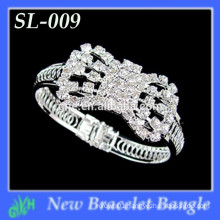 Yiwu Wholesale New Fashion bangle ,shine crystal bracelet 2016 styles new fashion bracelet